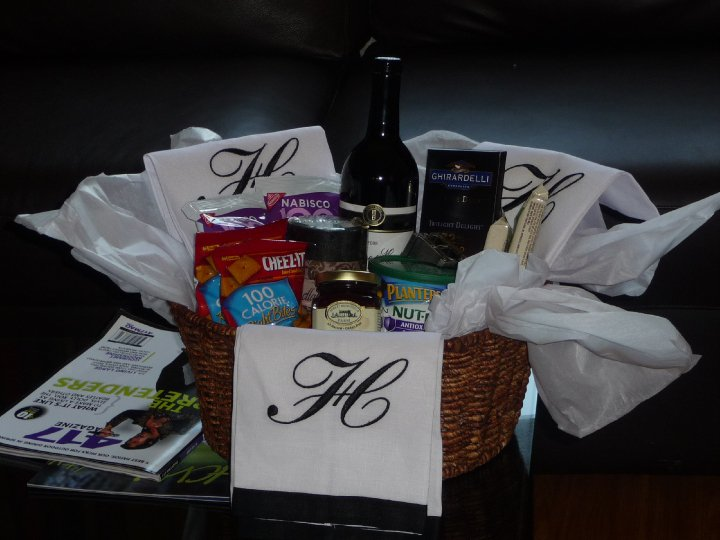 Engagement Basket