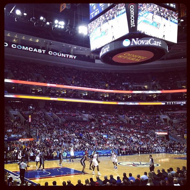 Philadelphia 76ers Game