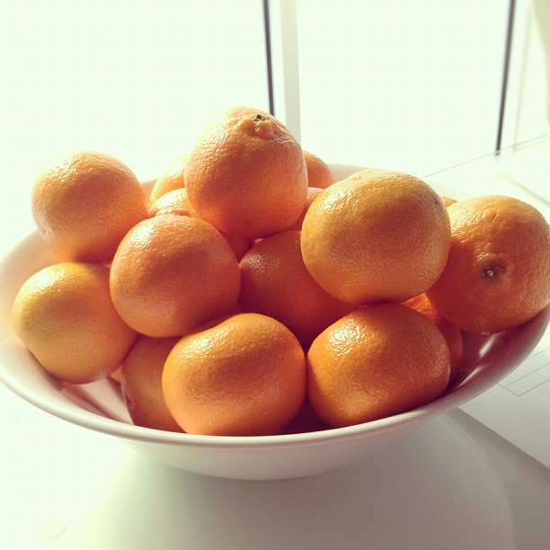 Barre54 clementines