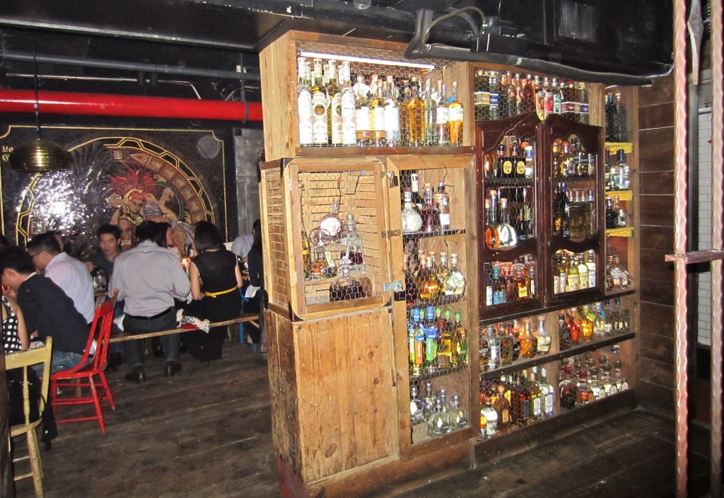 La Esquila underground bar