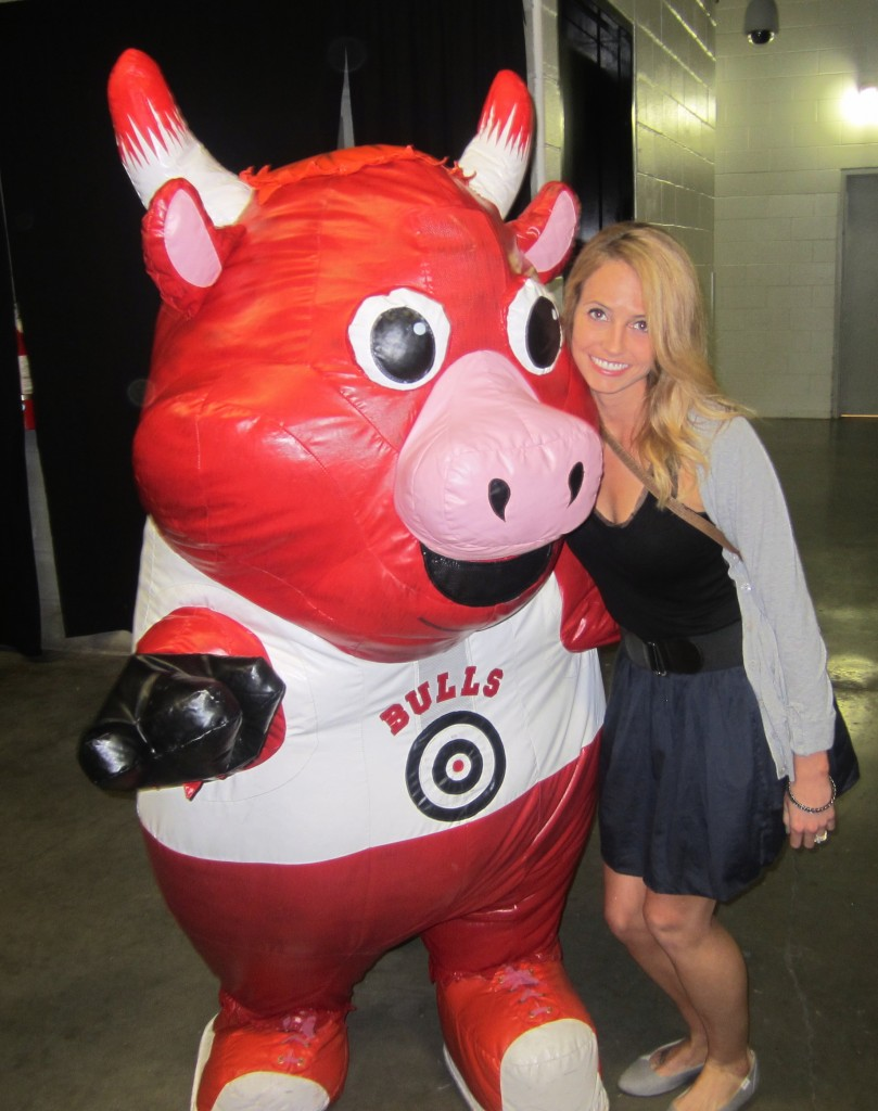 Me and Benny the Bull