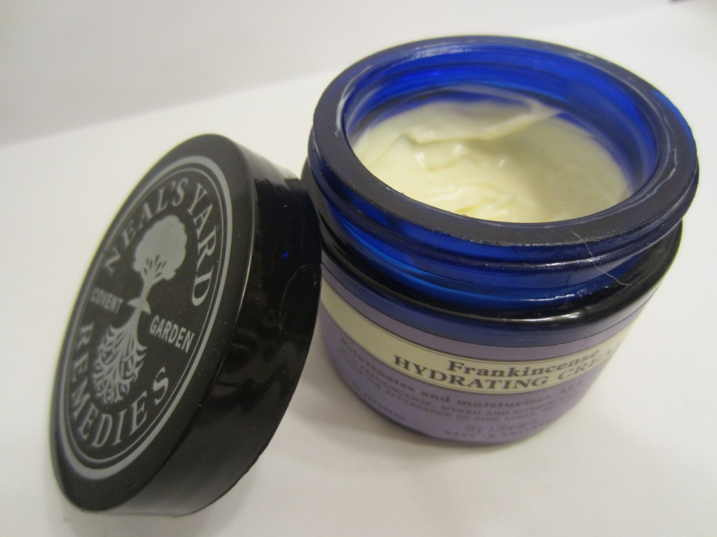 NYR Frankincense Hydrating Cream