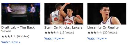 Jeremy Lin on SportsCenter
