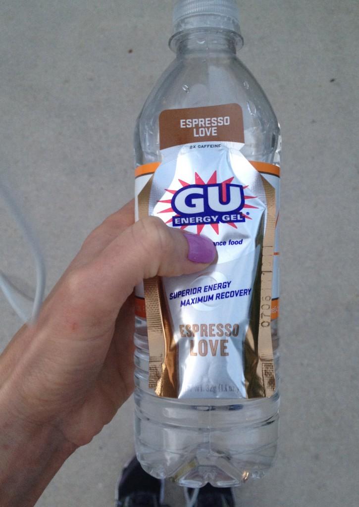 Espresso GU Gel