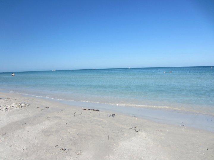 Beach Walk and Ocean