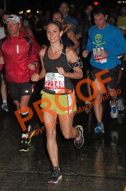 Gasparilla Half Marathon 2012 me