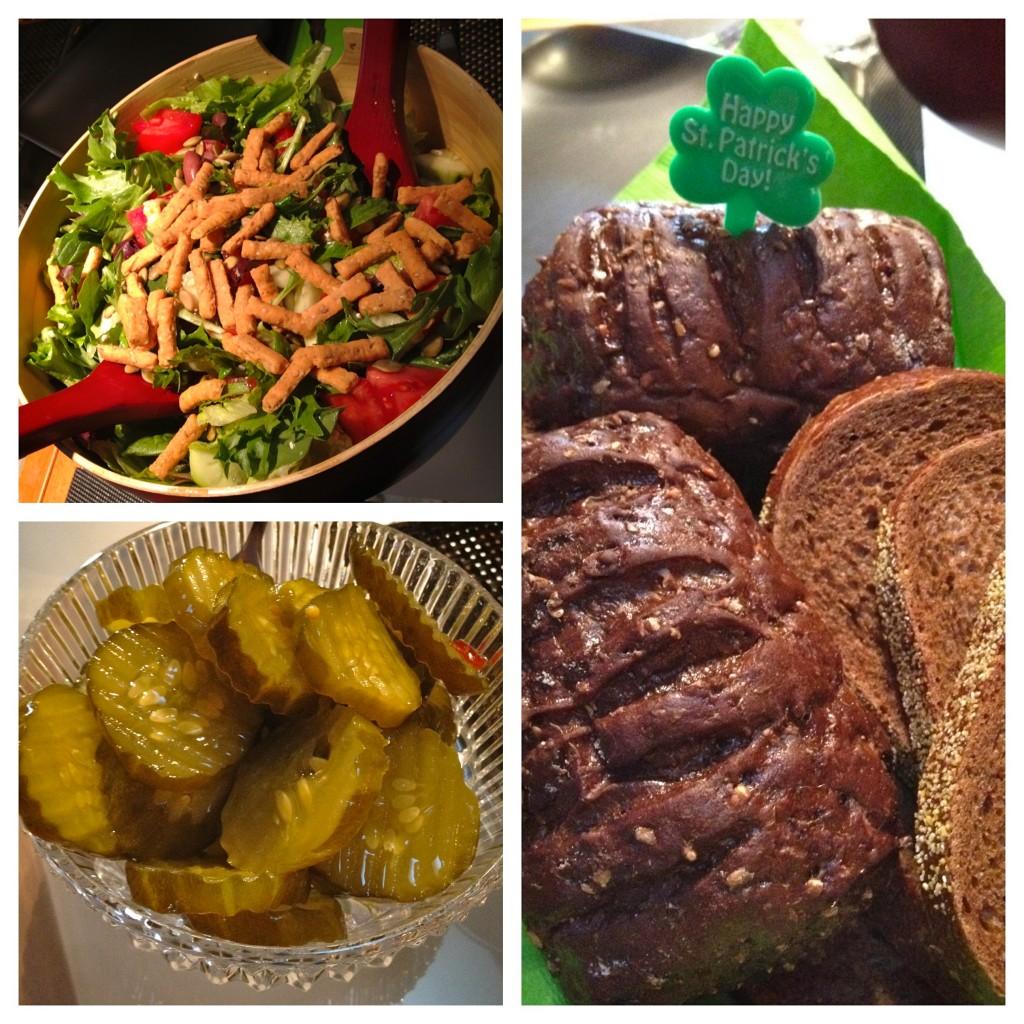 St. Pattys Day Dinner Starters