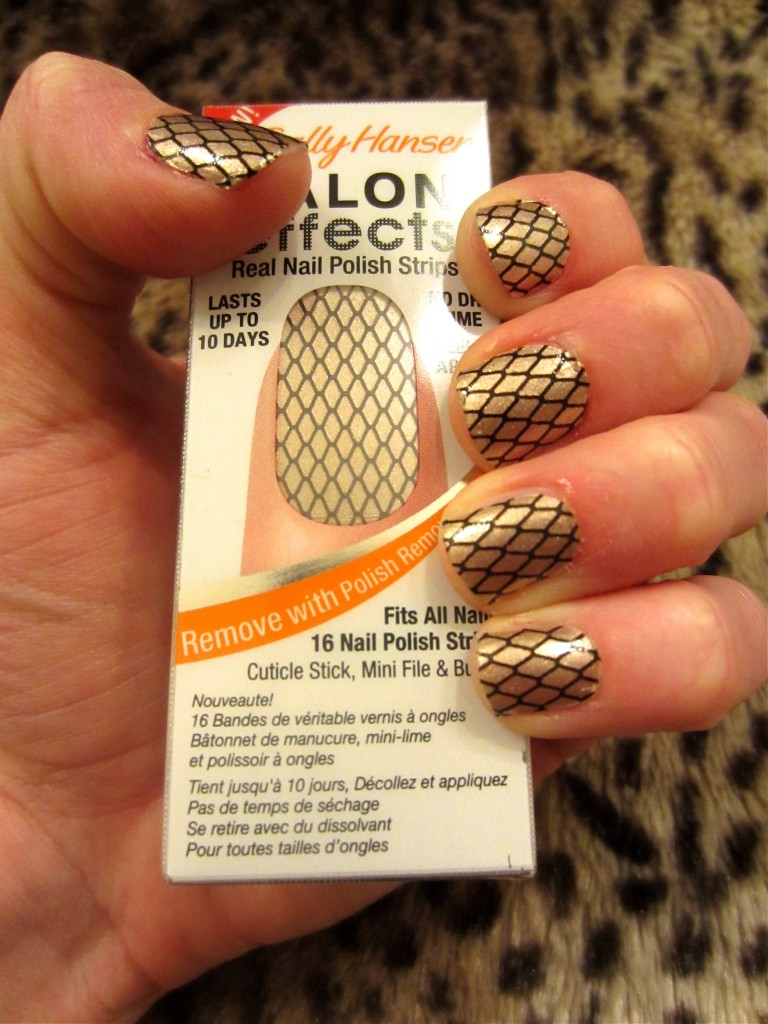 Nail Strips in Misbehaved