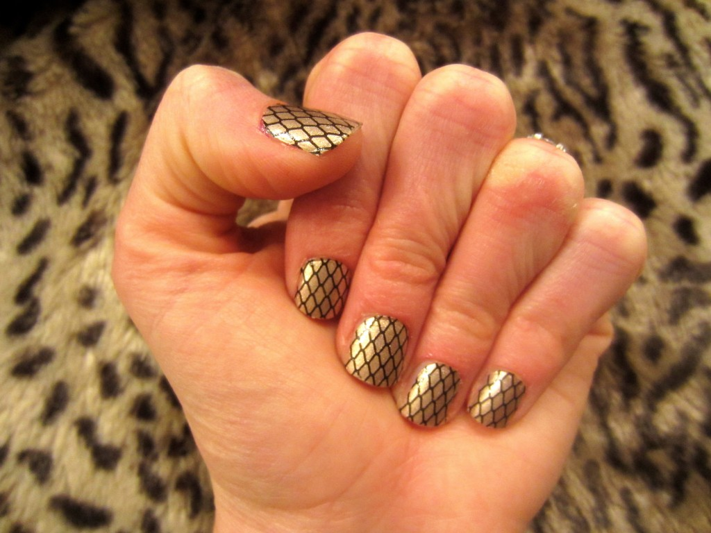 Nail Strips in Misbehaved 2