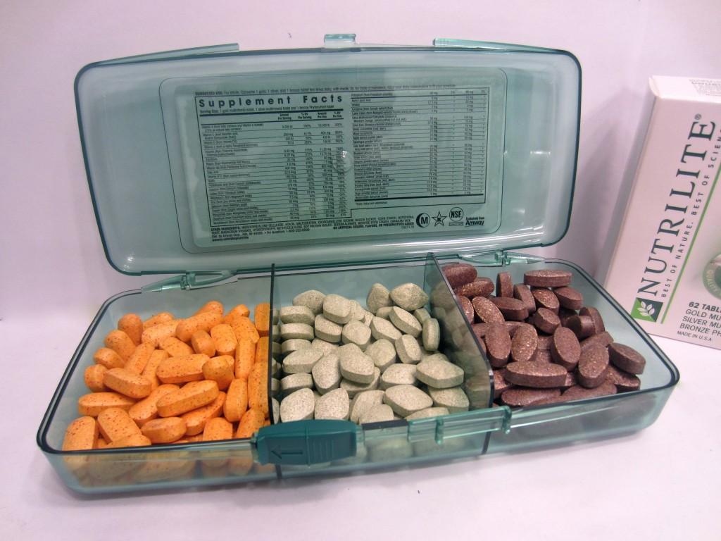 Nutrilite Double X Vitamins & Minerals
