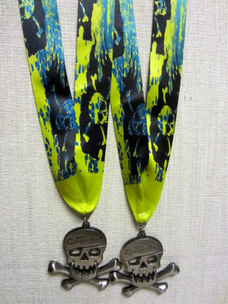 Gasparilla Booty Medals