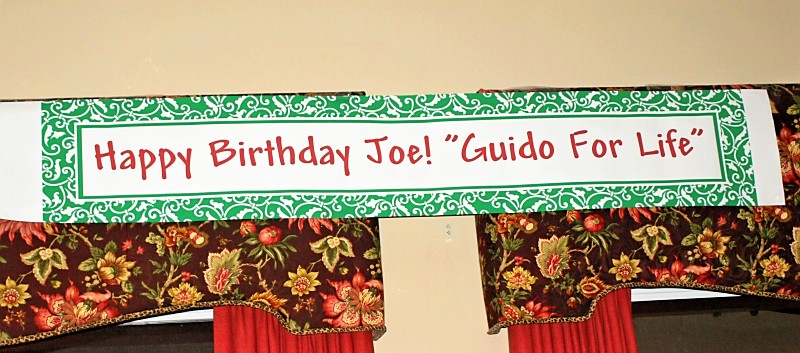 Jersey Shore Happy Birthday Guido