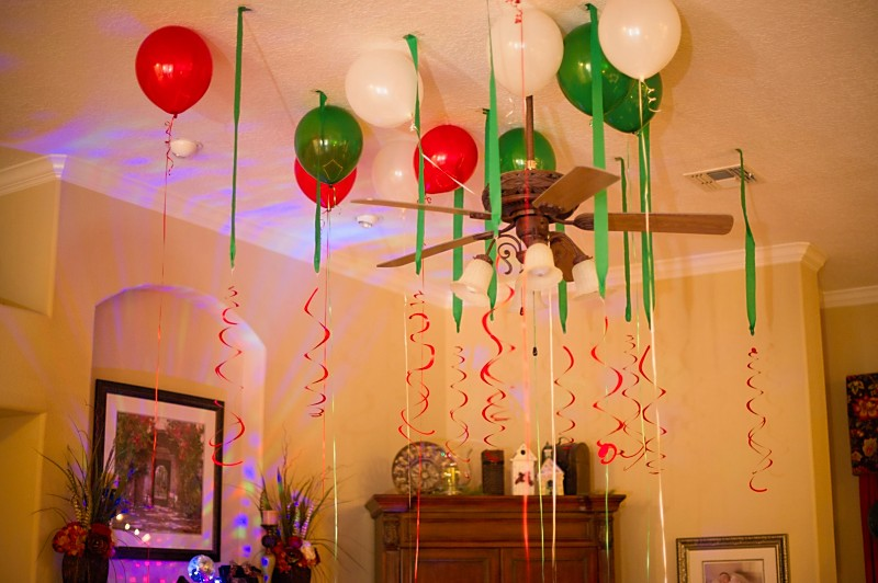 Jersey Shore Party Balloons