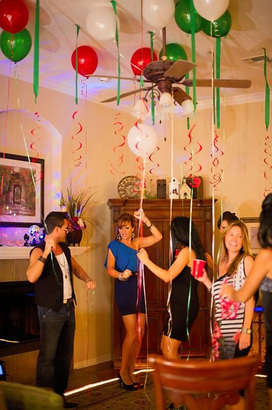 Jersey Shore Party Dance Floor