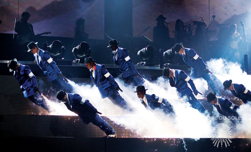 MJ Immortal Tour Beat It