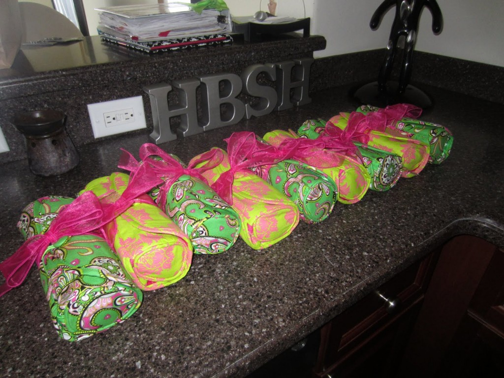 Pink and Green Jewlery Cases