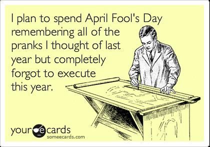 April Fools ecard