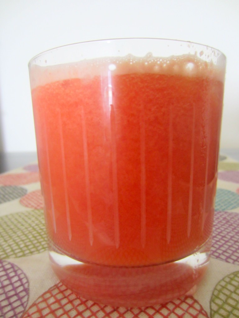 Watermelon Appleberry Juice
