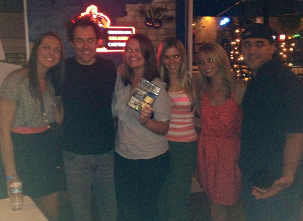 Orny Adams and Carmen Vallone Comedy Show