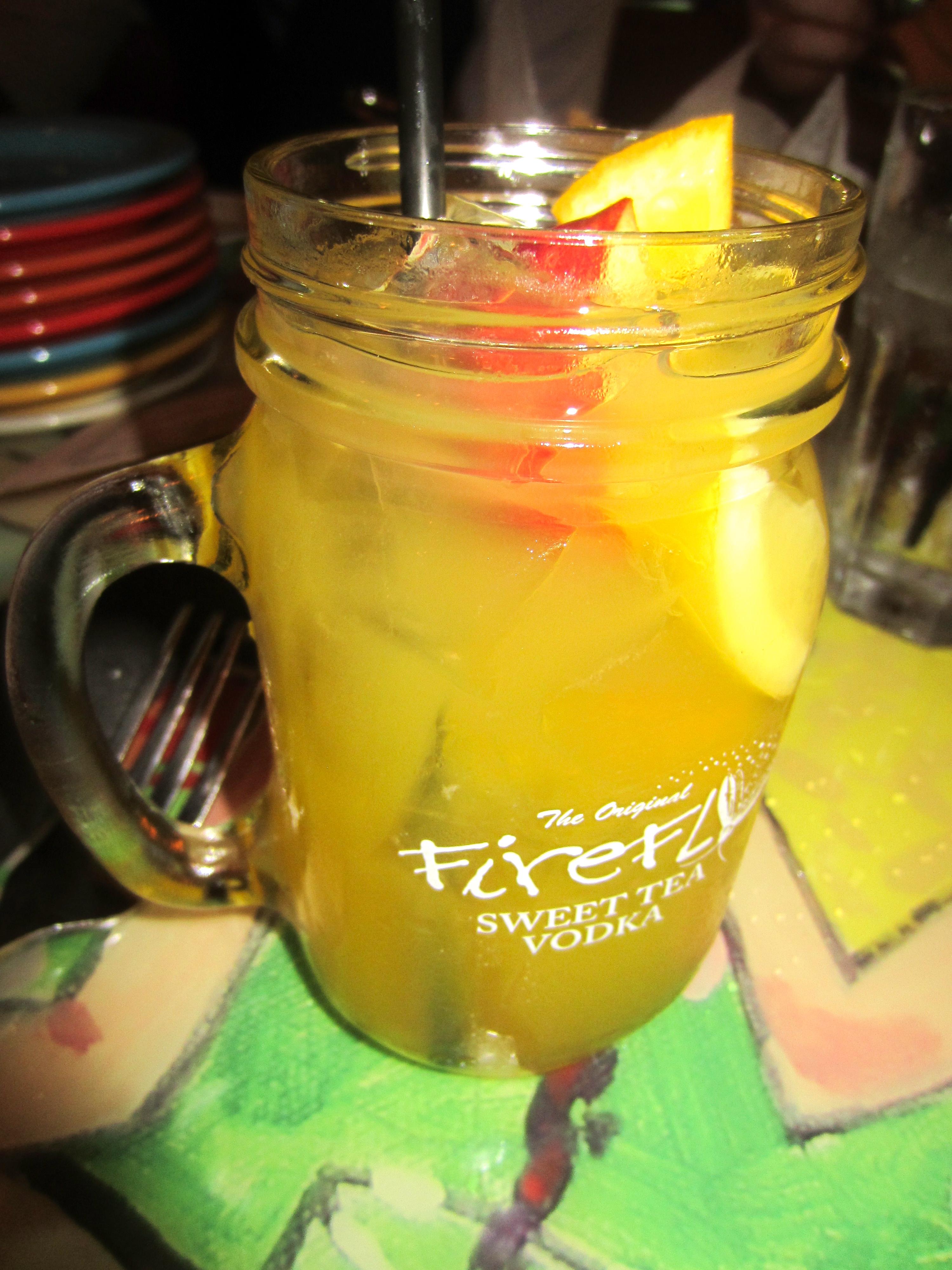 Cafe Tu Tu Tango Award Winning Sangria