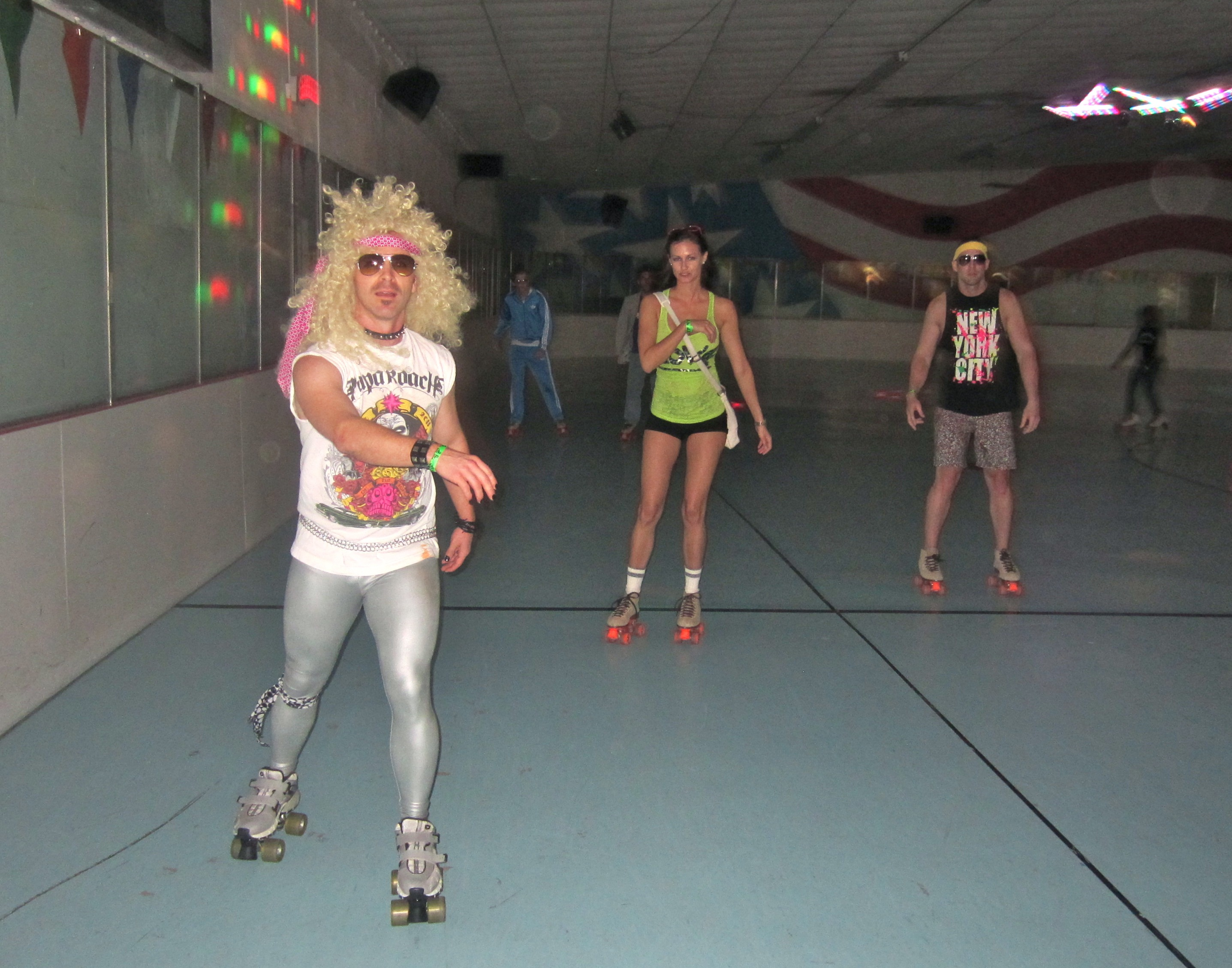 Roller skates in the 70s - And Couples Only Skating I M Incredibly Excited Just Talking About It
