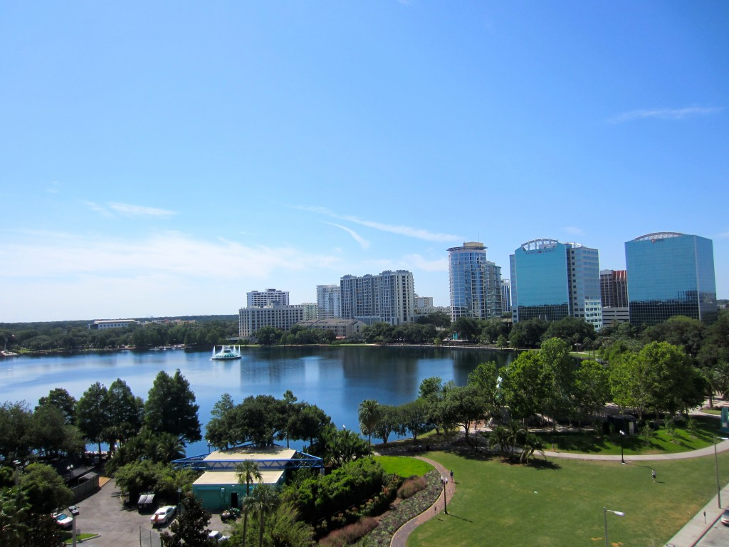 The Vue at Lake Eola