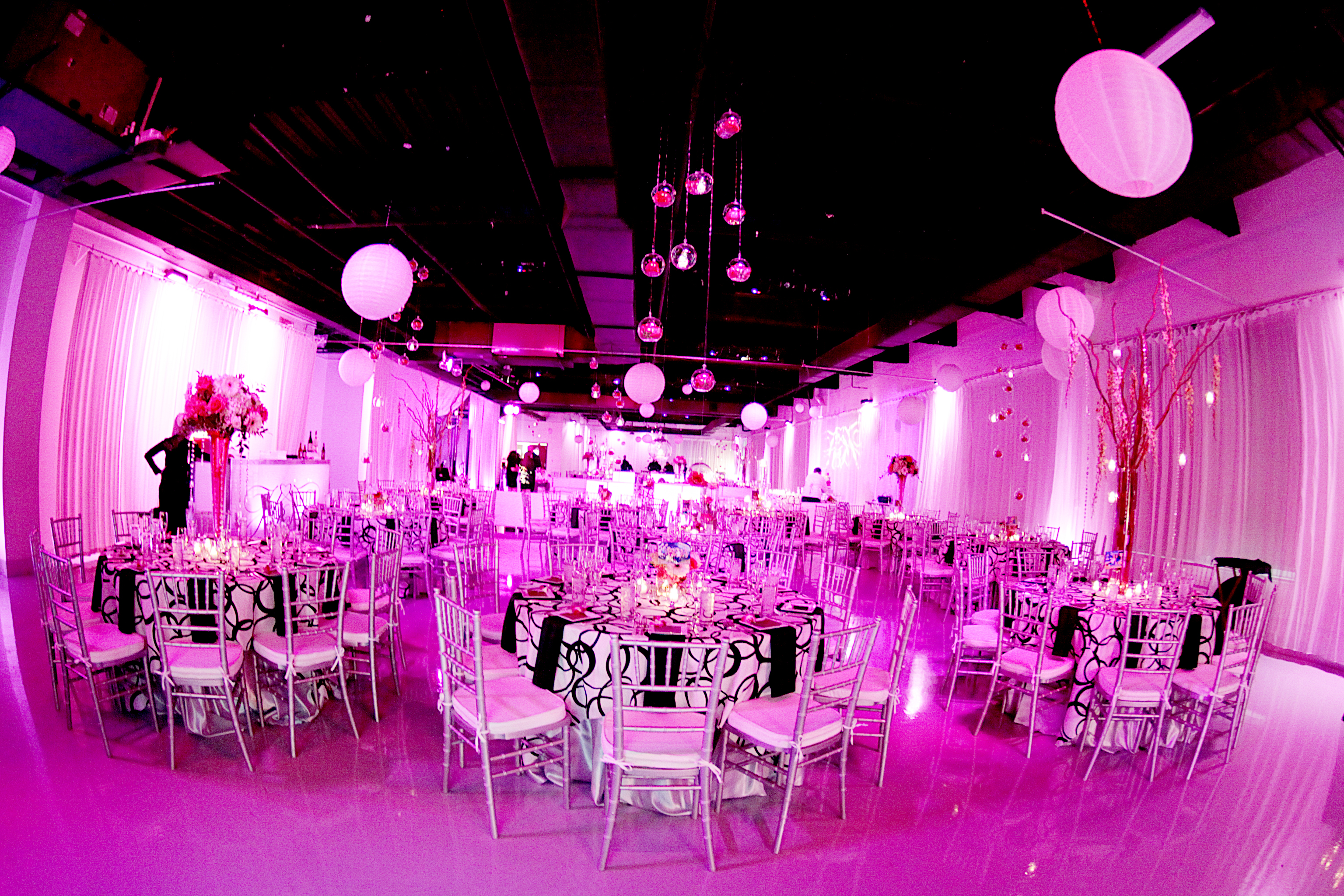 Heaven Events Center Wedding Reception