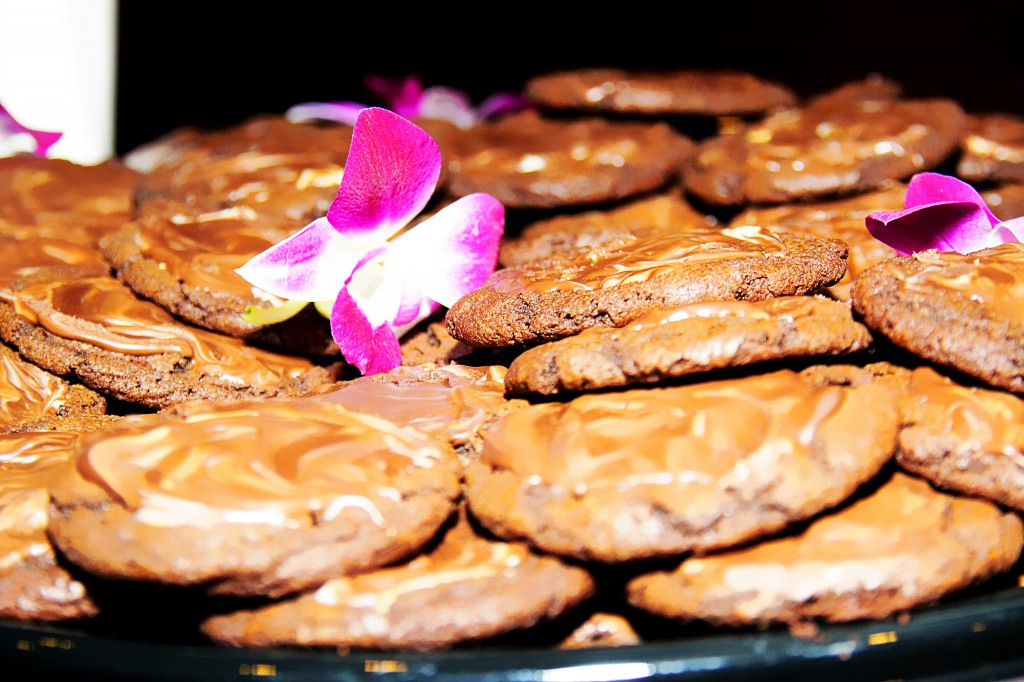 Cookies at wedding