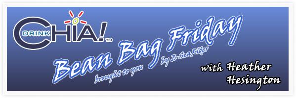 Drink Chia Bean Bag Friday