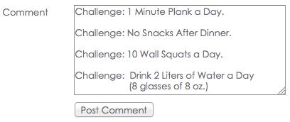 Slimkicker Challenge Examples