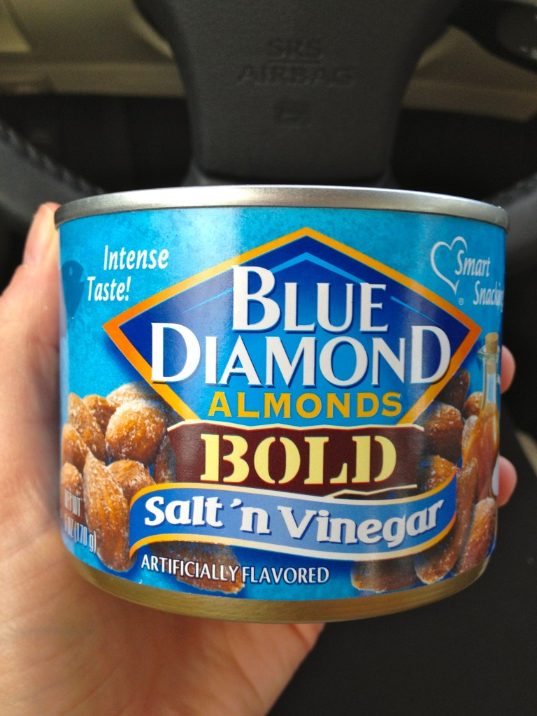 Blue Diamond new flavors