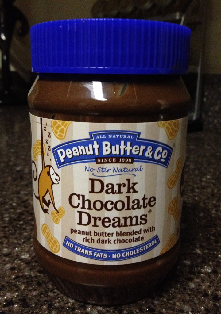 Dark Chocolate Peanut Butter