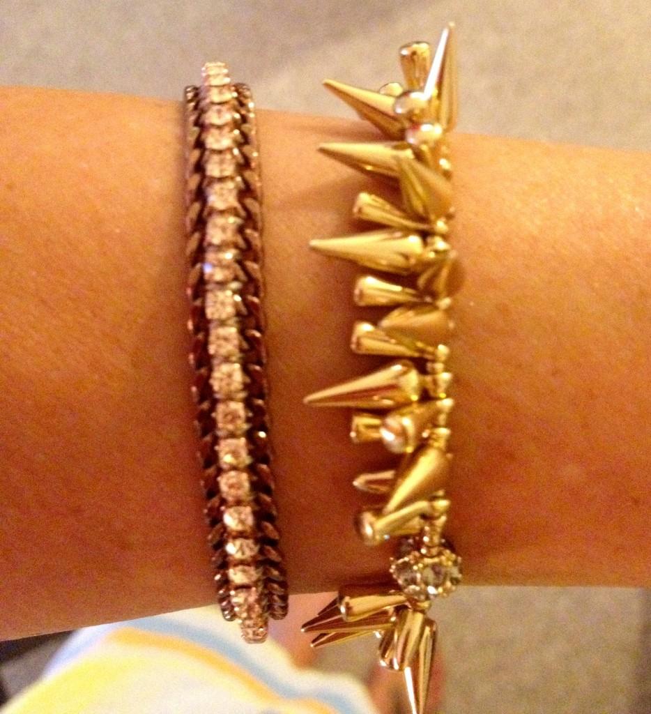 stell and dot bracelets