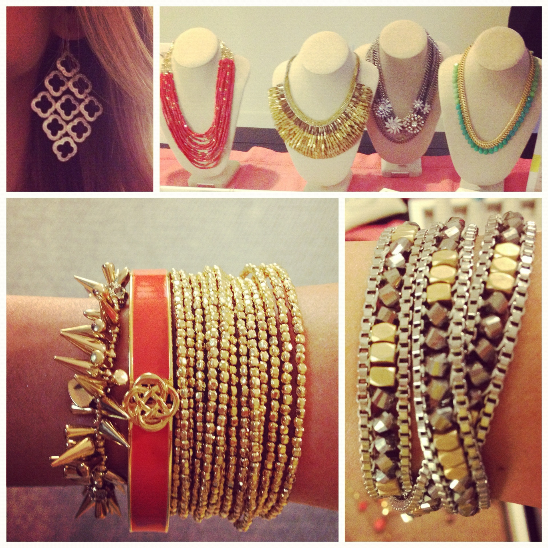favorite jewelry accessories from stella & dot