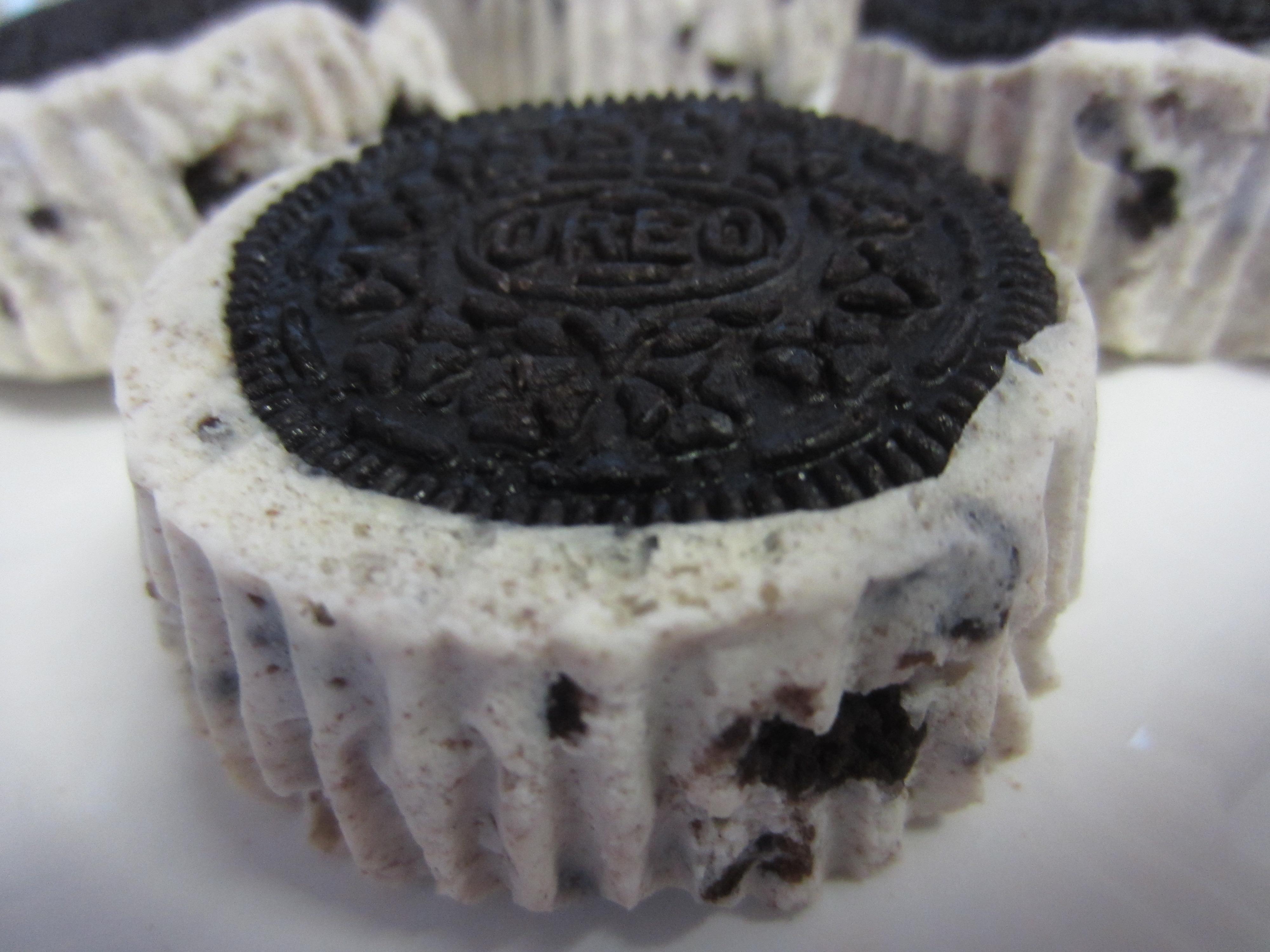 Oreo Cheesecake Minis