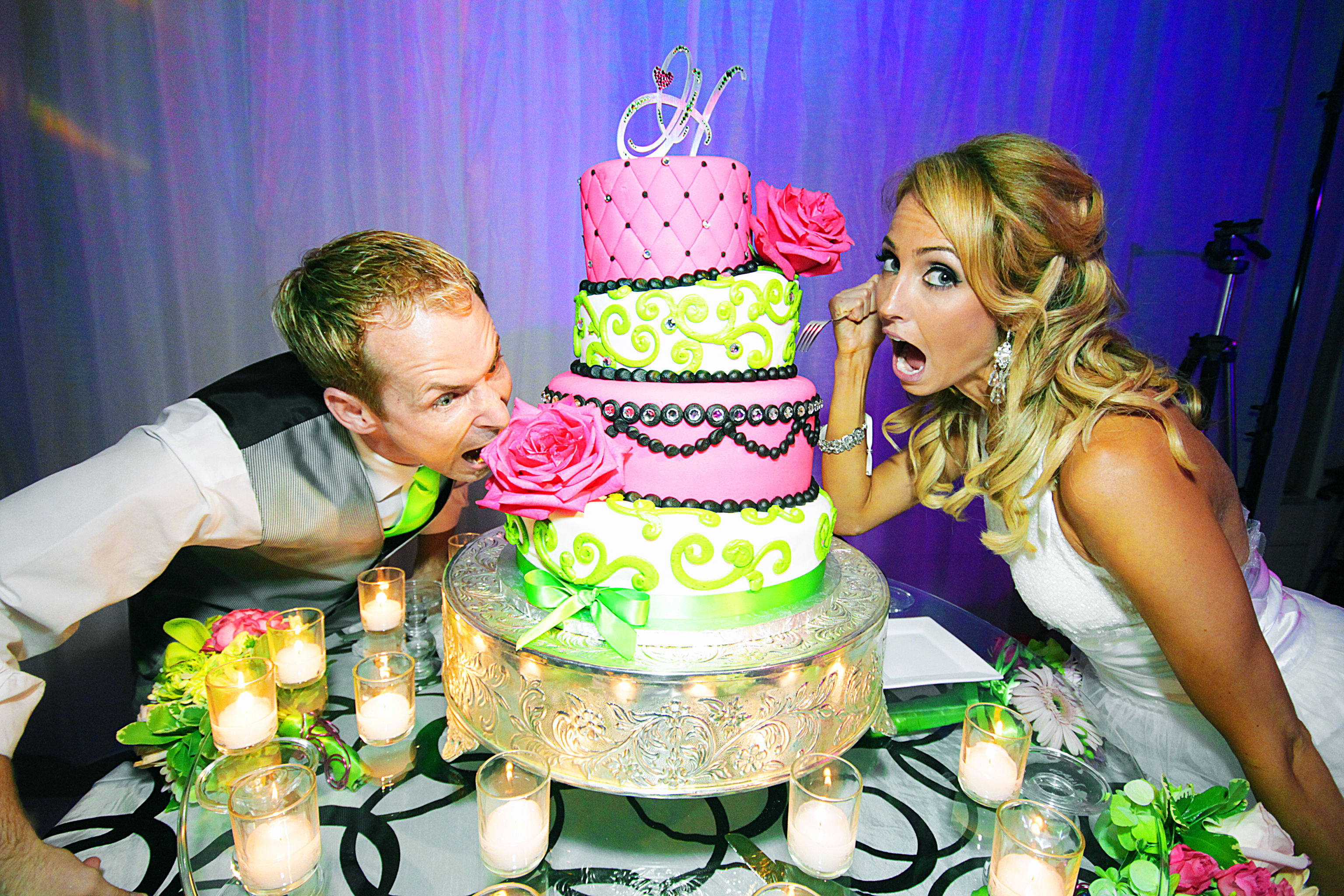 wedding cake funny photo