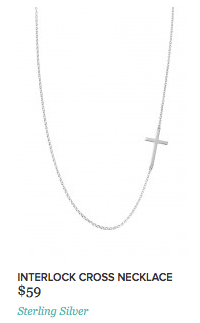 interlock cross stella and dot