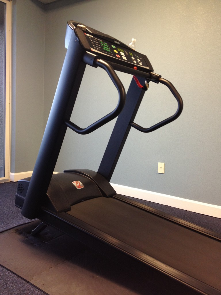 treadmill incline