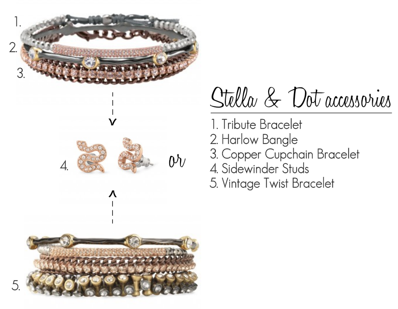 Stella & Dot Accessories Arm Party