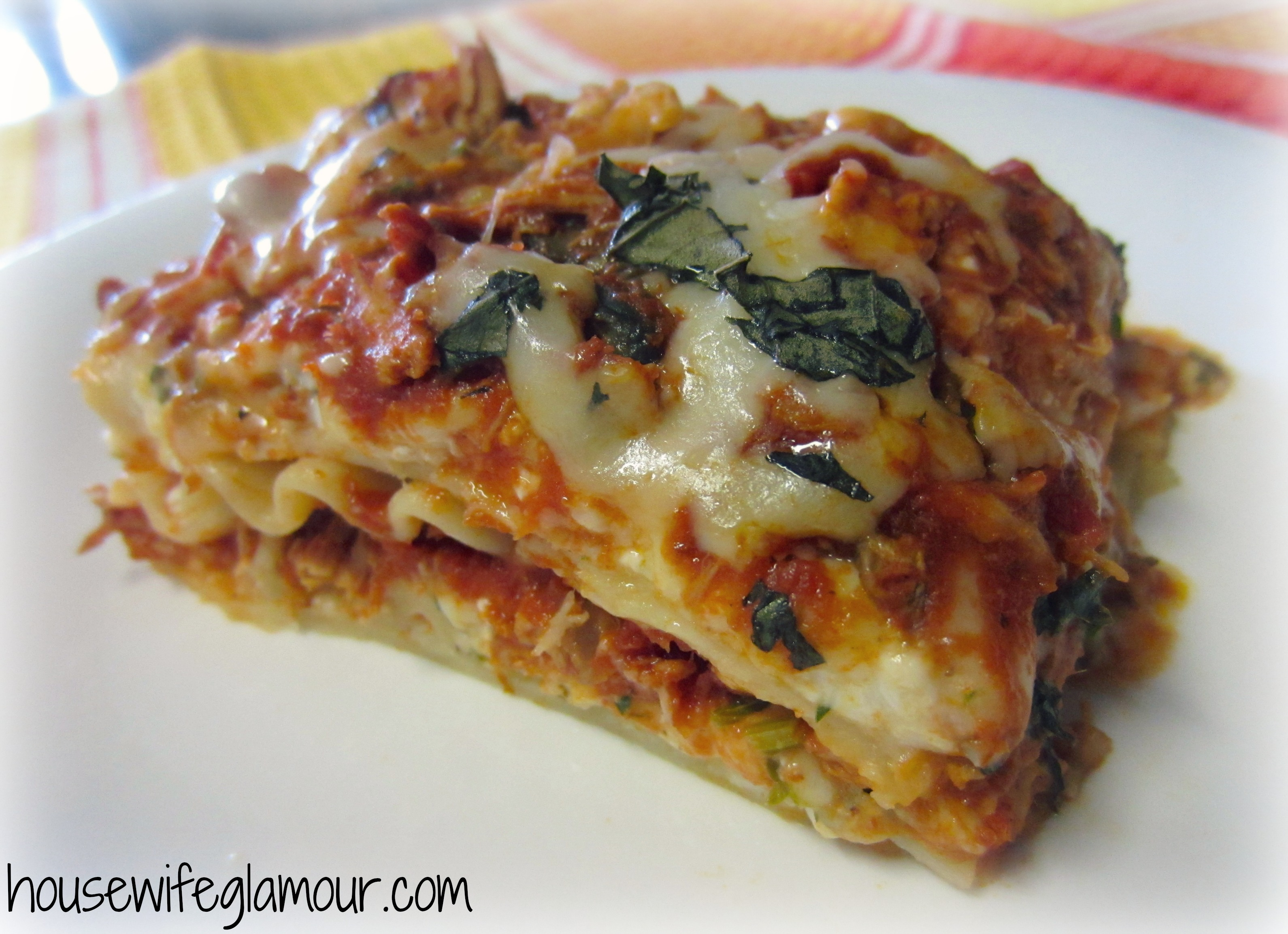 Chicken Lasagna Cover Photo
