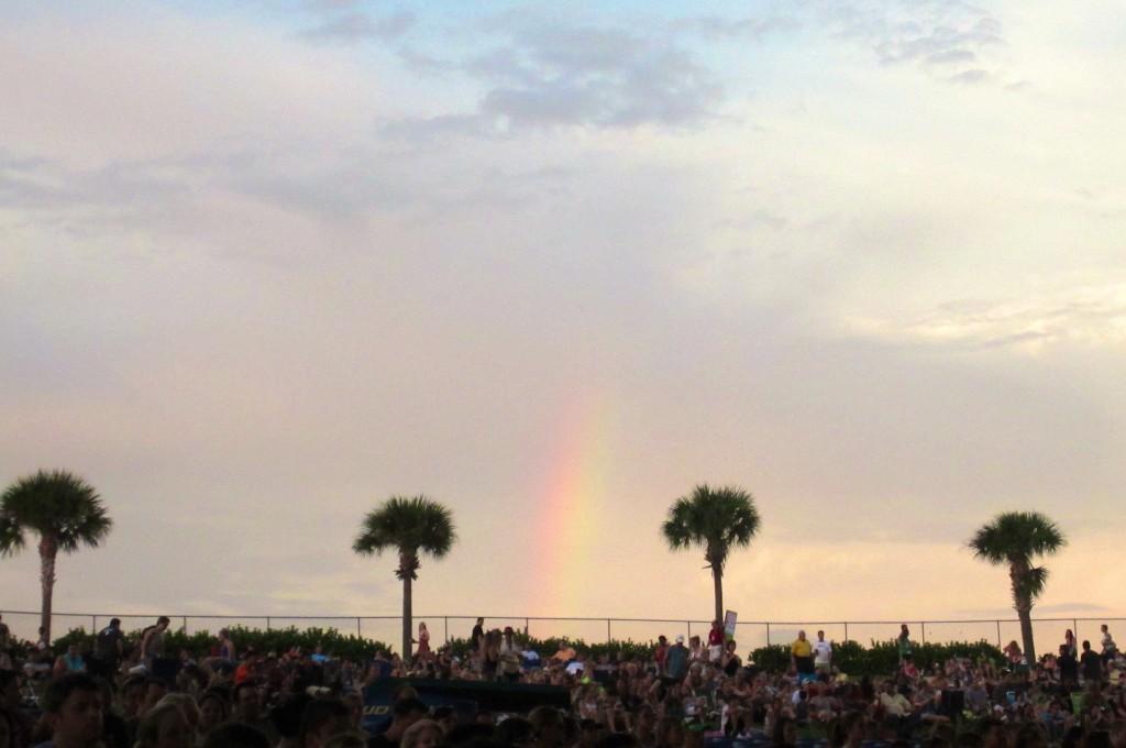 Concert Rainbow