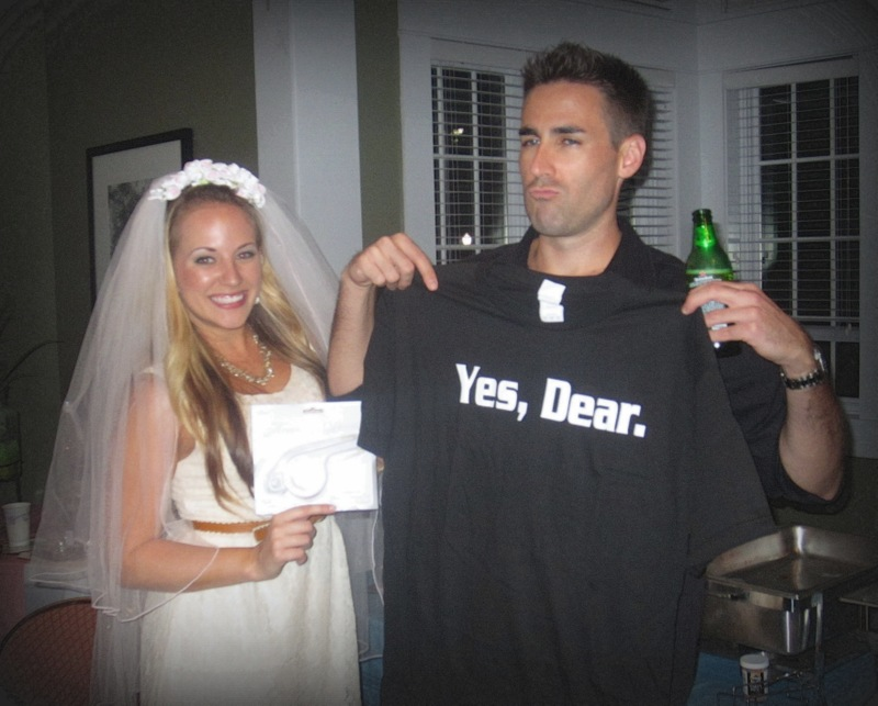 funny bridal shower gift