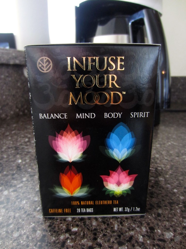 Sun Chlorella Infuse Your Mood Tea