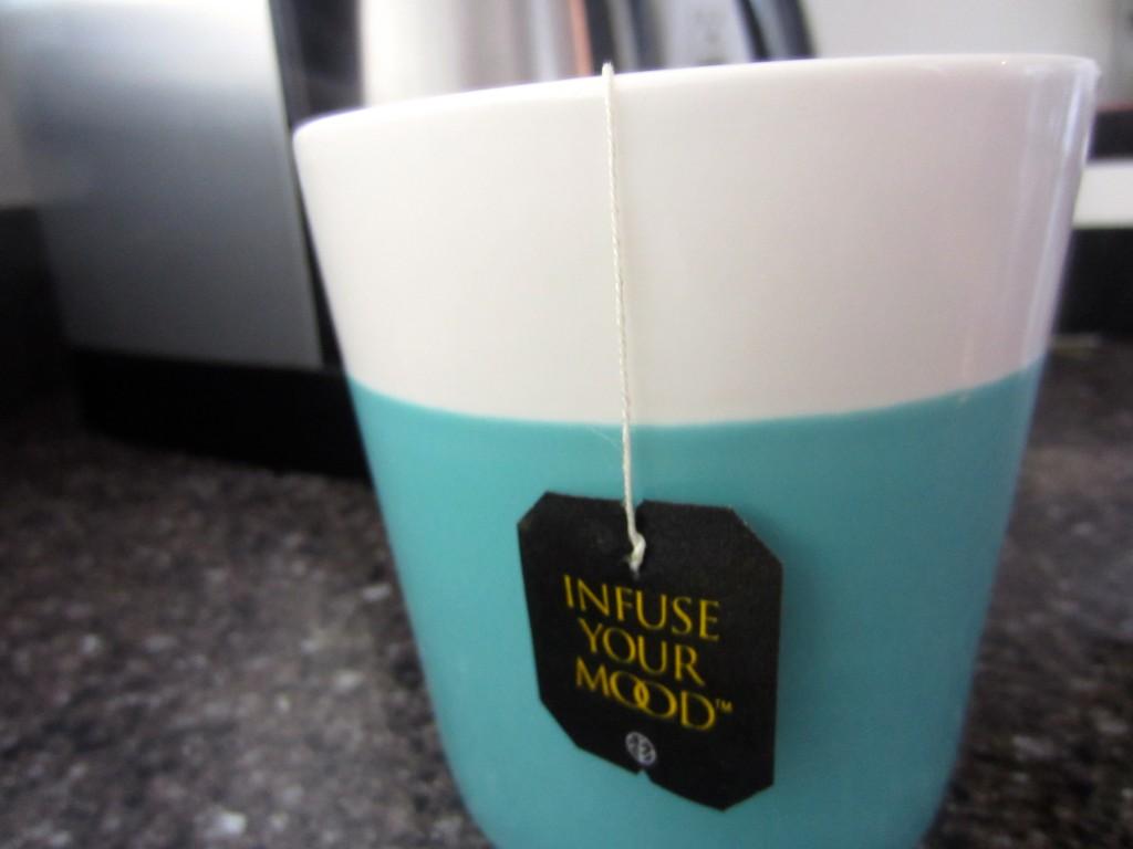 Seeping Tea