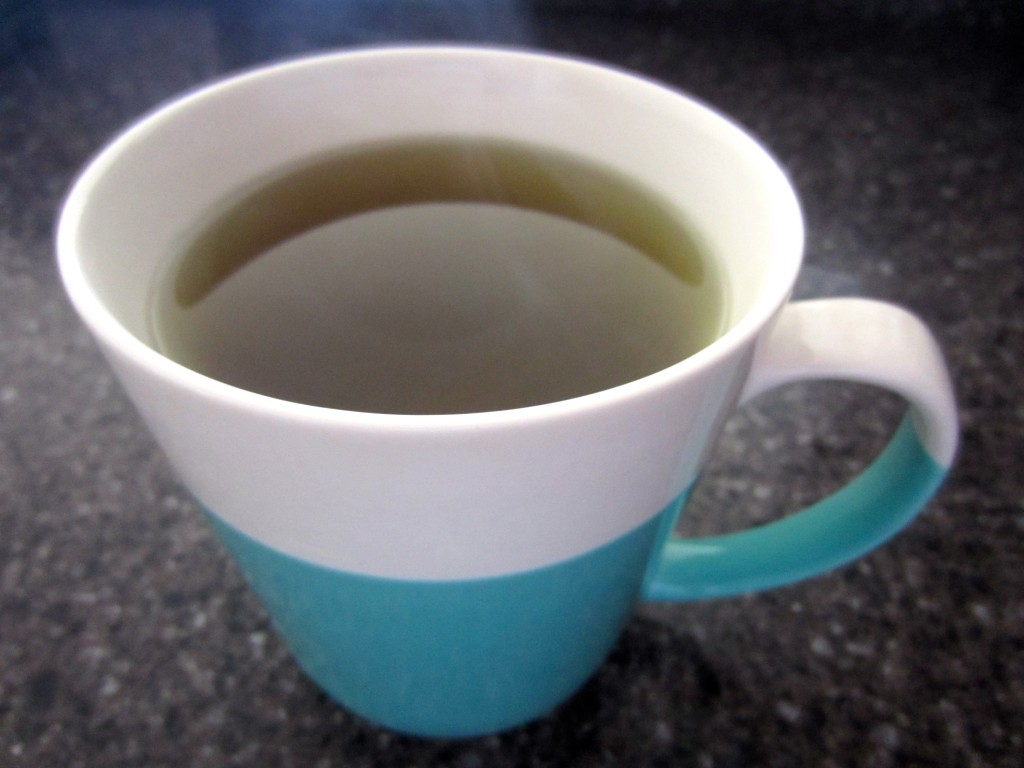 Infuse Your Mood Green Tea