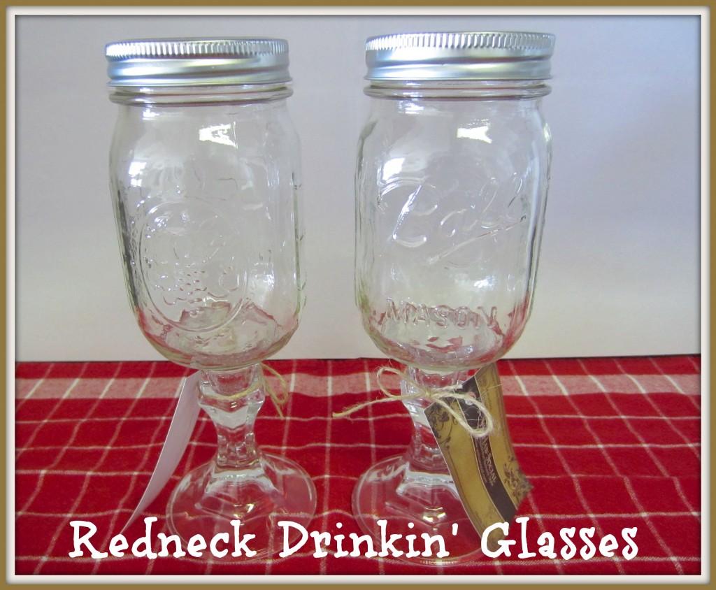 Mason Jar Wine Glasses Giveaway