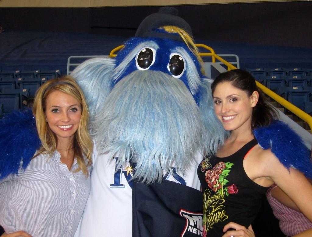 Tampa Bay Rays Mascot Raymond