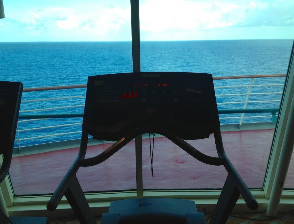 Cruise Gym Treadmill