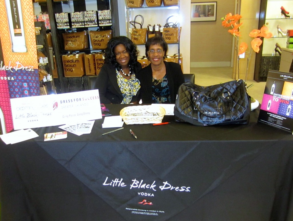 Dress For Success Booth