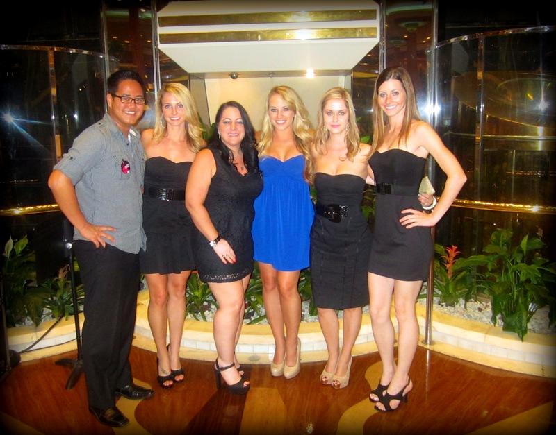 Bachelorette Cruise to Bahamas